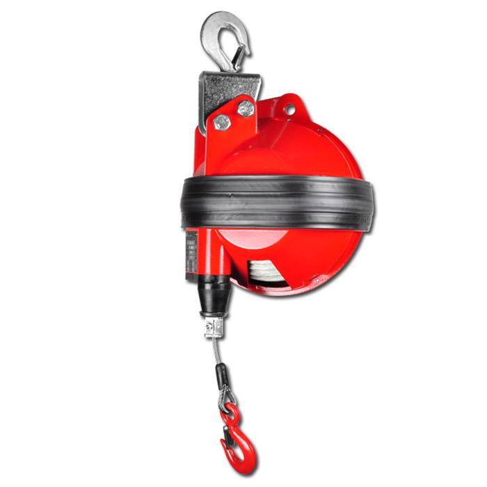 Bilanciatore - capacitá di carico da 15 a 180 kg - lunghezza cavo 3000 mm