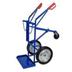 Welder truck  - capacity 150kg - extra support wheel