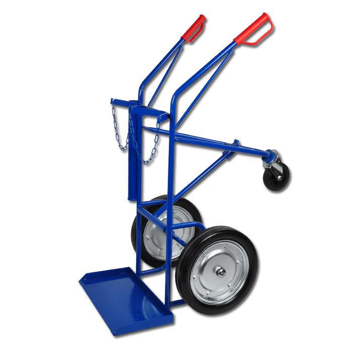 Welder truck  - capacity 150kg - extra support wheel