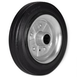 Steel-Plate Wheels Loading Capacity 50-475 kg Roller Bearing