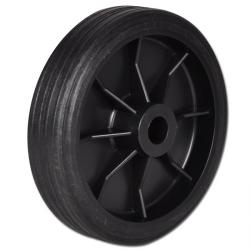 Spare-wheel spokes, solid rubber tires bearings - up to 150 kg