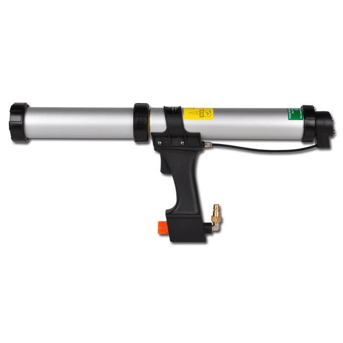 Applicerpress - till 600 ml - tryckluft - för patroner & plastpåsar