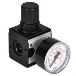"""Régulateur de pression Multifix - de 0,1 à 16 bar - raccord G1/4"""" ou 3/8"""" - fonte de zinc - gamme 1 - 1600 l/min"""