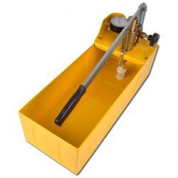 """Hand-Druckprüfpumpe """"Push"""" - bis 60 bar - 12 l Behälter"""