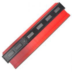 Konturenabnehmer Plastik stark - Länge 380 mm