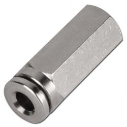 Straight unscrew connector - Series C