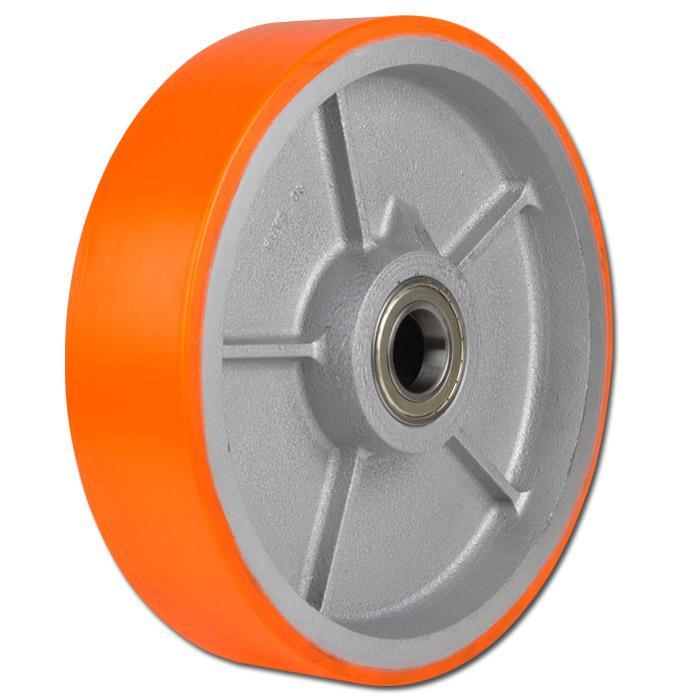 Rad für Schwerlastrolle - Polyurethanrad