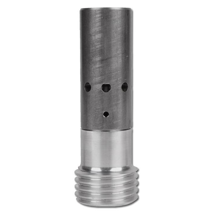 Blästermunstycke - borkarbid - Ø 6,35-13 mm - inlopp 25 mm
