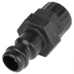 Quick Coupler DN 5 POM/PVDF With Hose Connector - Open And Closed