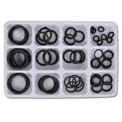 O-Ring Sortiment - 50-tlg. - NBR Nitrilgummi - 5-20 mm Ø