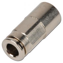 Straight unscrew connector - Series CV