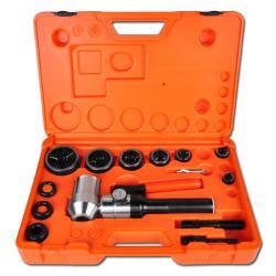 Håltagningsverktyg i set - kombi - M 16 till M 63 - Tristar