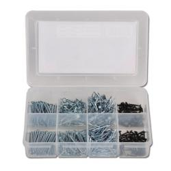 Nails And Wire Nails Assortment - 750-Piece