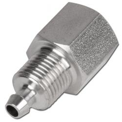 CK-Quick Couplings - Female Straight Unions - Stainless Steel