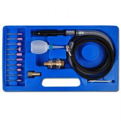 Pneumatisk Micro Die Grinder Set - 17-Piece