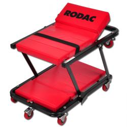 Car Creeper/Seat Adjustable 455 - 1150 mm - Height 150 mm RODAC