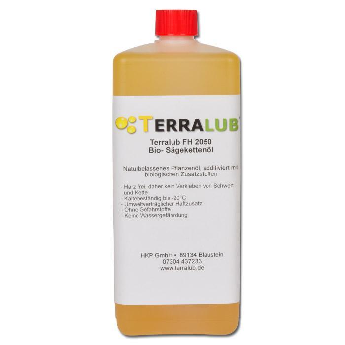 "Sägekettennöl ""TERRALUB"" - biologisch"