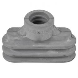 Suction Head - Oval Bellow Suction Head - 25x8mm To 75x25mm
