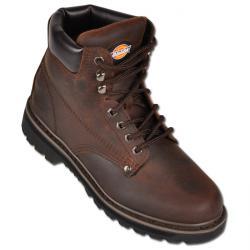 "Boots ""Welton"" - Dickies - Brown - senza protezione - formato 40-47"