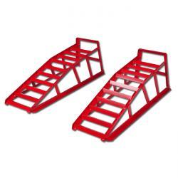 Car Ramps RODAC - 2 Pieces - Lifting Capacity 2000 kg