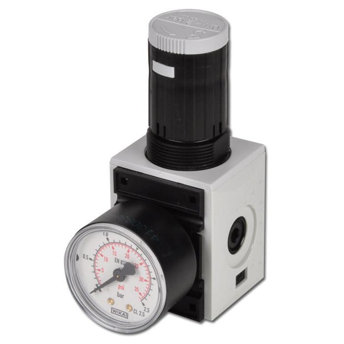 Präzisionsdruckregler - Standard - Größe 1 - bis 2700 l/min - 16bar