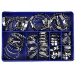 Hose clamps assortment