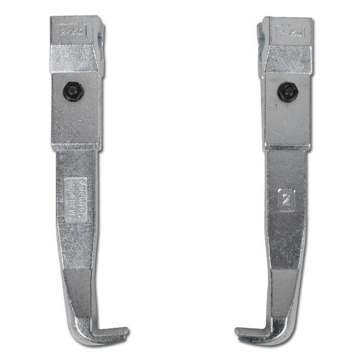 Abzughaken - für Abzieher - Länge 100-200 mm - Kukko