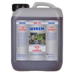 """Bohr- und Schneidöl """"WS 70-5"""" - mit Oxidationsschutz - 5l Kanister"""