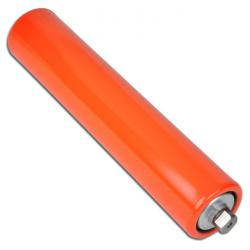 Bærerull av stål - rillekulelager - maks. 250 kg - Ø 63,5 - Nøkkelvidde 15