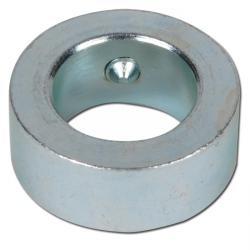 Stellring - Stahl S235 JR blank - für Achs-Ø 20 bis 25 mm - Breite 14 bis 16 mm