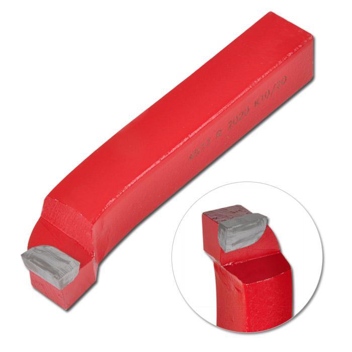Outil de tournage - décalé - modèle HM K 10/20 à droite - longueur 110-170 mm -