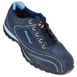 "Ladies Safety Shoe ""Ottawa SB"" - Dickies - blå"