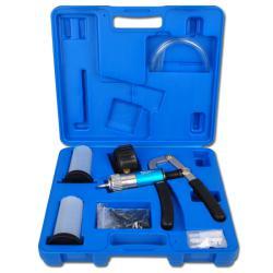Vakuumpistole mit Saug-/Druckfunktion Manometer bis 4 bar