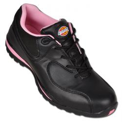 "Security sneakers ladies ""Ohio SB"" - Dickies - black/pink"