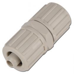 Verbinder für Gewebeschlauch TX gerade - bis 10 bar - PP
