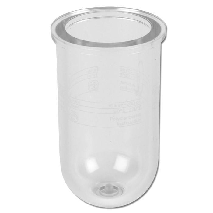 Oljebehållare för oljesmörjare - standard - plast