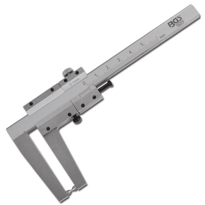 Brake Feeler Gauge : Brake disc feeler gauge mm measuring range