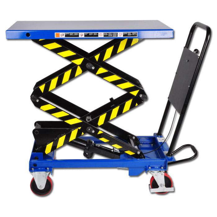Mobile Scissor Lifting Table - Lifting Capacity Up To 1000 kg