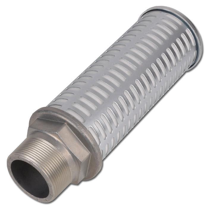 Amortisseur de bruit standard  - réduction de bruit de plus de  30dB(A)