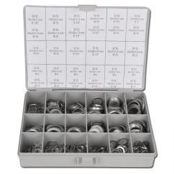 Dichtungssortimente - Aluminium - DIN 7603A