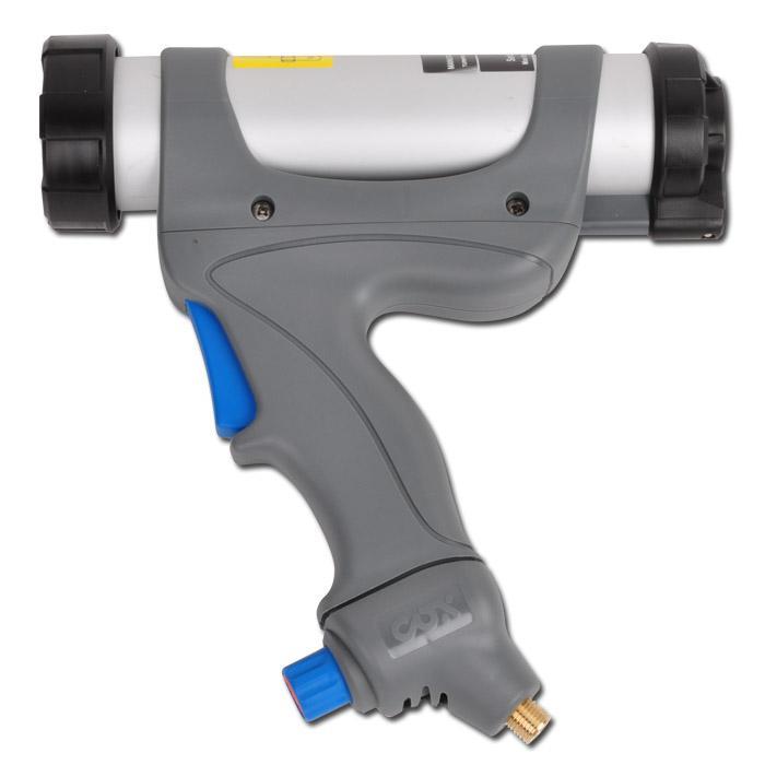 """applicazione con pistola """"PC Cox Airflow 3"""" in silicone - Cartucce"""