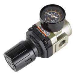 Druckregler - mit Manometer - Zu- und Abgang IG 5/8 Zoll - Anschluß Manometer IG 3/8 Zoll