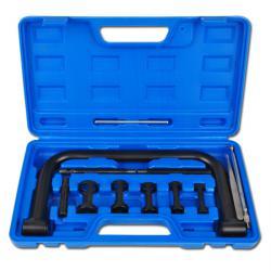 Ventilfederspanner Druckstücke 19-23-25 mm - Bügelhöhe 100 mm - für kleine Motor