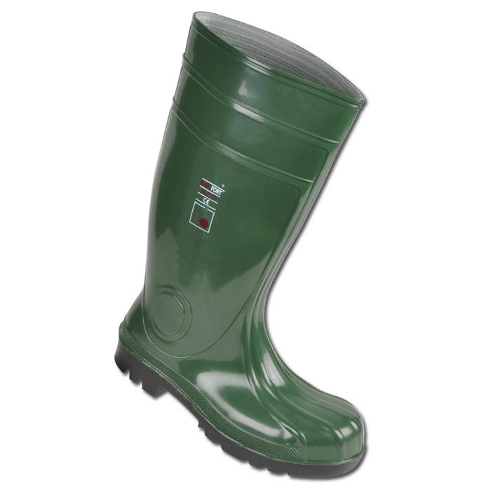 """Stiefel """"Landwirt"""" PVC/ NItril - EN 345 S5"""