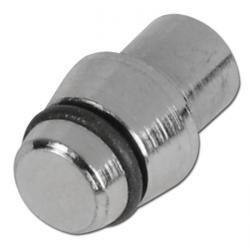 Verschlussstopfen - für Schneidring-Verschraubungen - Stahl verzinkt, Edelstahl