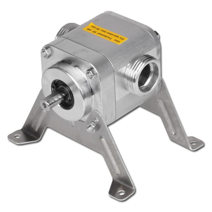 Impellerpumpe UNISTAR 2001-B - max. 60 l/min - 4 bar - ohne Antrieb - mit und ohne Bohrmaschinenadapter