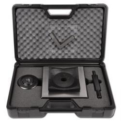Puncher - quadr. - 12,7x12,7 à 138x138 mm - pour l'acier doux - pour Hydrauli