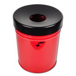 """Abfallbehälter """"Fire Ex"""" - Volumen ca. 30 Liter - feuerhemmend"""