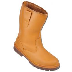 "Safety boots ""Super Safety Rigger"" - S3 - Dickies - with lining"