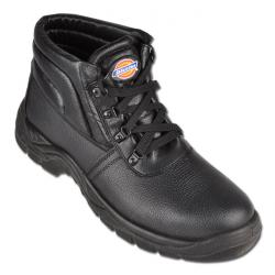 "Turvasaappaat ""Super Safety Redland"" S1-P - Dickies - Musta"